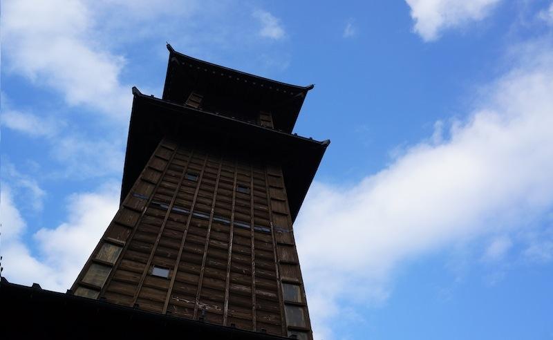 Torre de la campana en Kawagoe