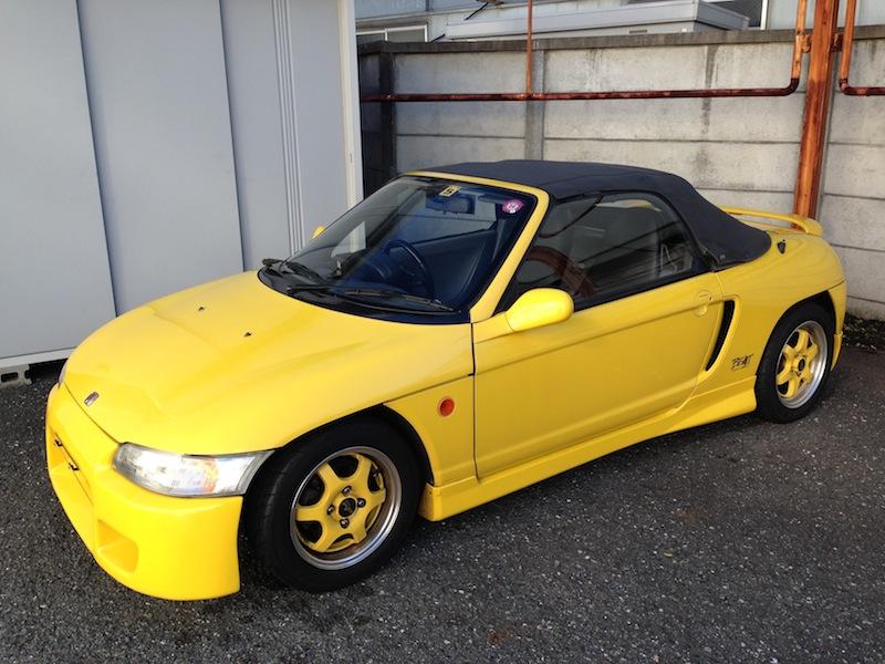 Honda deportivo