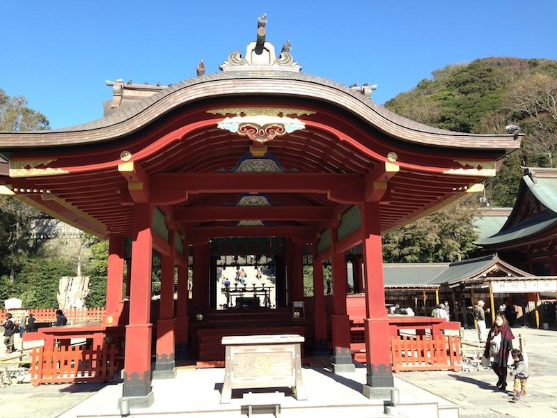 Pequeño templo