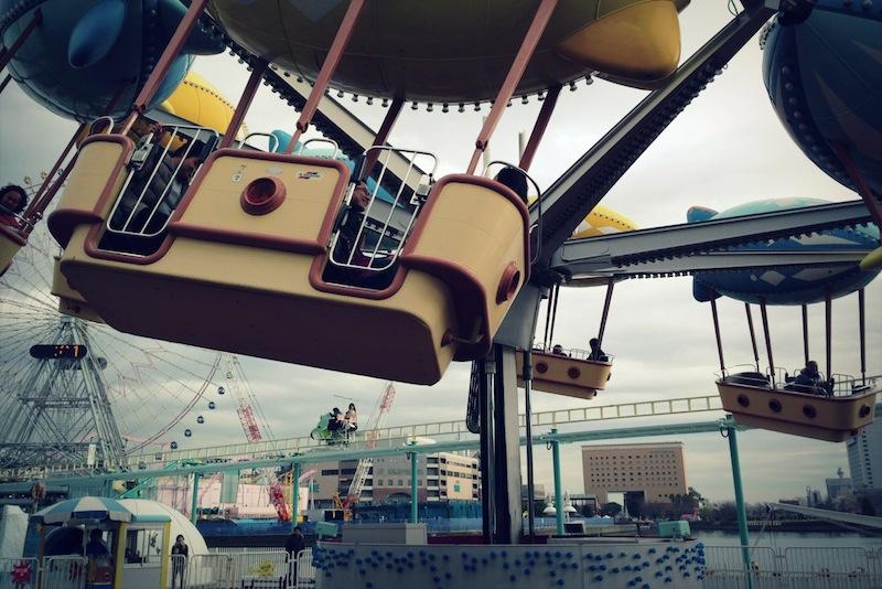 Parque de atracciones infantil