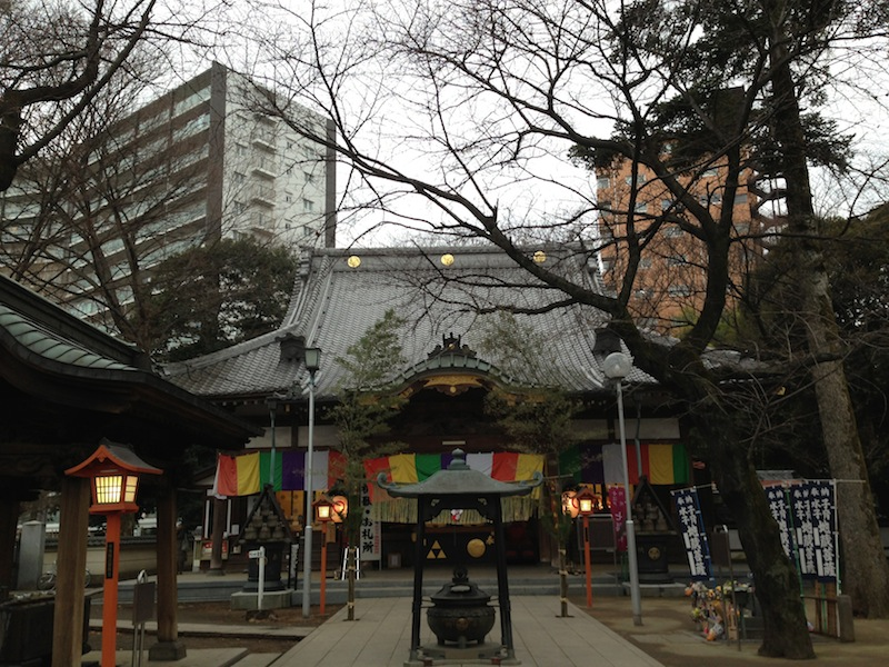 Templo en Kawagoe