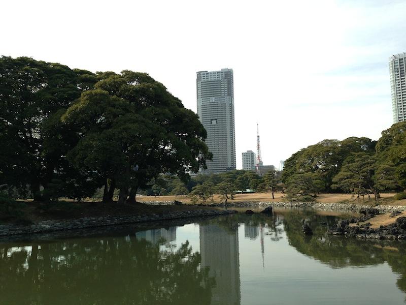 Jardines de Hamarikyu