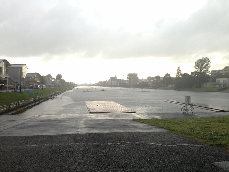 Vista general del canal