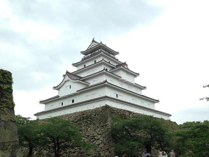 Castillo de Aizu