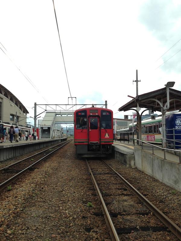 Tren de Aizu
