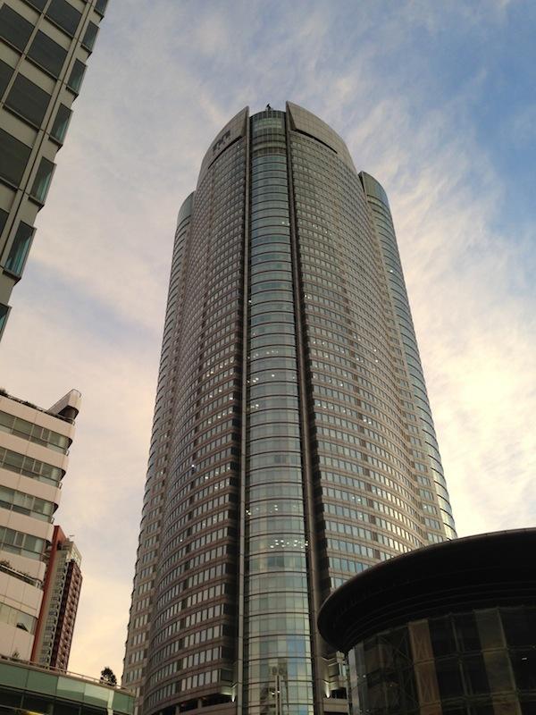 Rascacielos de Roppongi