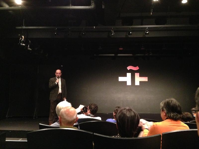 Presentaciones en el Instituto Cervantes